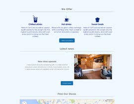 #11 para Create two Wordpress Templates for a Coffee Startup por TaybeMuharem