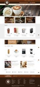Nro 12 kilpailuun Create two Wordpress Templates for a Coffee Startup käyttäjältä snirmalkumar89