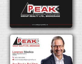 #55 for Business Card + FOR SALE Sign Design af sima360