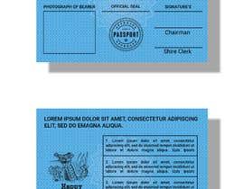 #147 untuk Promotional Passport design, billboard graphics, bumper sticker, graphics for badges etc oleh mdtarikul260