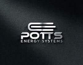 Nro 723 kilpailuun Design a logo for Potts Energy Systems käyttäjältä belabani4