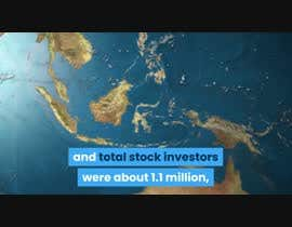 #3 for 3 Minutes Video About INDONESIA stok Market in English Language Closed af Rezwanul2haque