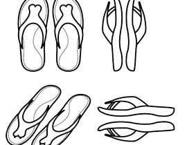 #22 pentru Shoe design: Design a sandal for women de către AbubakarRakib