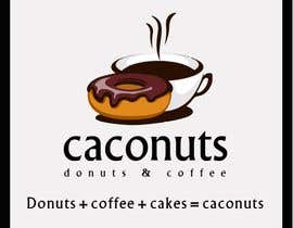 #87 for Suggest me a new company name including Logo for an Donuts & Coffe Shop by dalaaothman98