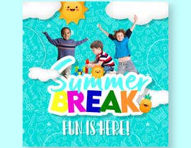#14 pentru Summer Break flyer de către Saiyadavsy