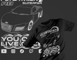 #239 untuk I need a t-shirt design for cars fans oleh sheikhattiqur