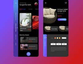 #20 for design futuristic app for furniture shop by Sangeetha0599