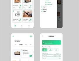 #31 for design futuristic app for furniture shop by rabbibepari0