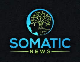 """#1613 for Logo - """"Somatic News"""" af ni3019636"""