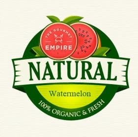 #8 untuk Create a packaging design and label for fruit company oleh RainMQ