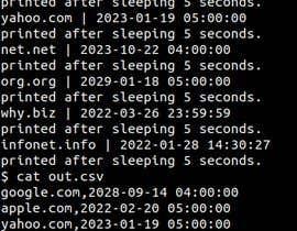 #6 for Small Python script for bulk WHOIS export af kdevsl