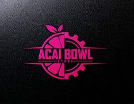 #545 untuk ACAI BOWL STORE LOGO DESIGN oleh ah5578966