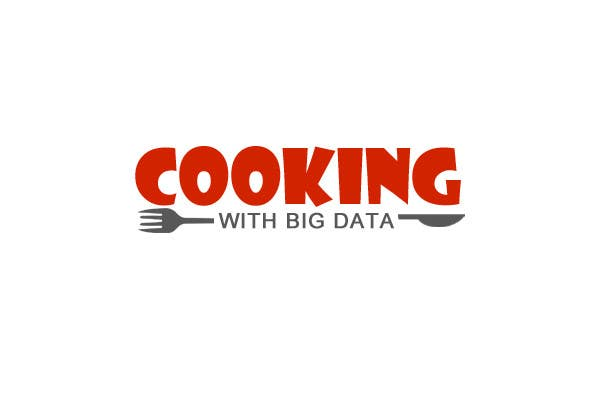 #78 for Design a new website logo - Cooking with Big Data by vlogo