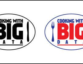 #82 untuk Design a new website logo - Cooking with Big Data oleh supunchinthaka07
