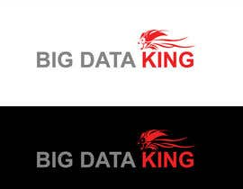 #73 untuk Website and Trade Stand Logo Design - Big Data King oleh jeganr
