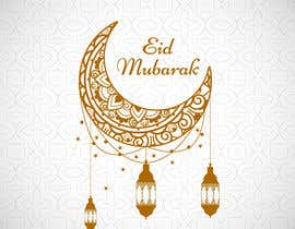 Nro 95 kilpailuun Ramadan, Eid al-Fitr, and Eid al-Adha cards käyttäjältä mesteroz