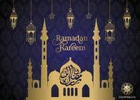 Bài tham dự #18 về Graphic Design cho cuộc thi Ramadan, Eid al-Fitr, and Eid al-Adha cards