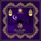 Bài tham dự #86 về Graphic Design cho cuộc thi Ramadan, Eid al-Fitr, and Eid al-Adha cards