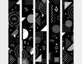 #17 for 5 vertical banner designs af Bogomygkov
