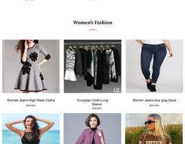#59 для Shopify Store required for fashion brand от ajmahinkabir