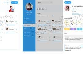 Nro 27 kilpailuun Re-Design a Learning Management System UI käyttäjältä elloisa92