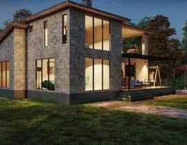 #1 pentru Landscape design for a small home de către kasapmedya43