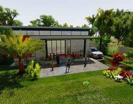 #3 pentru Landscape design for a small home de către SHUVOMOHANTO623