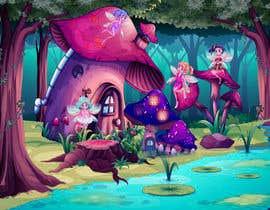 #47 untuk Create Fantasy / Psychedelic 3D Scene Landscape Artwork oleh saihanmollik