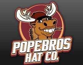 #101 cho Design a logo for my hat company bởi Sico66