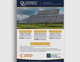 #53 for Solar Advertisement by creativaxis