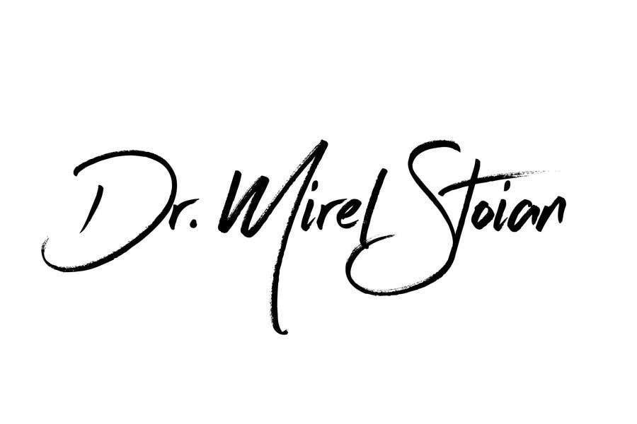Kilpailutyö #                                        85                                      kilpailussa                                         Dr. Mirel Stoian signature