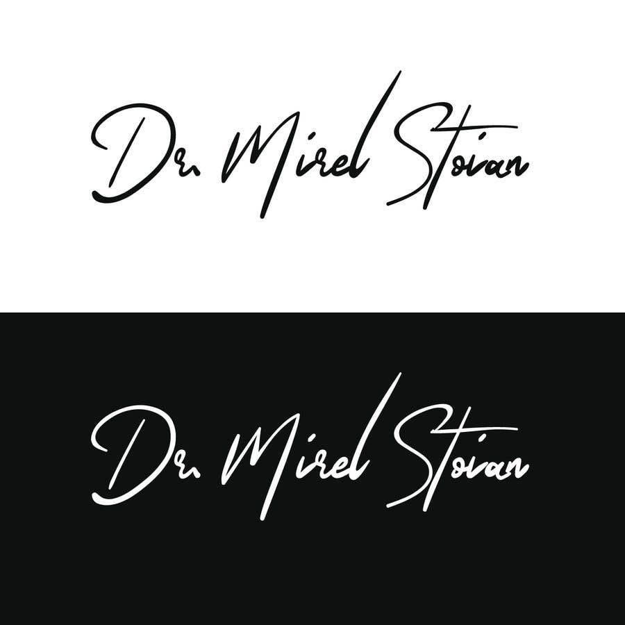 Kilpailutyö #                                        4                                      kilpailussa                                         Dr. Mirel Stoian signature