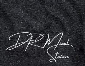 #170 untuk Dr. Mirel Stoian signature oleh sanatazeen97