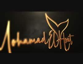 nº 15 pour Create a 3d intro video using my logo par mekhter