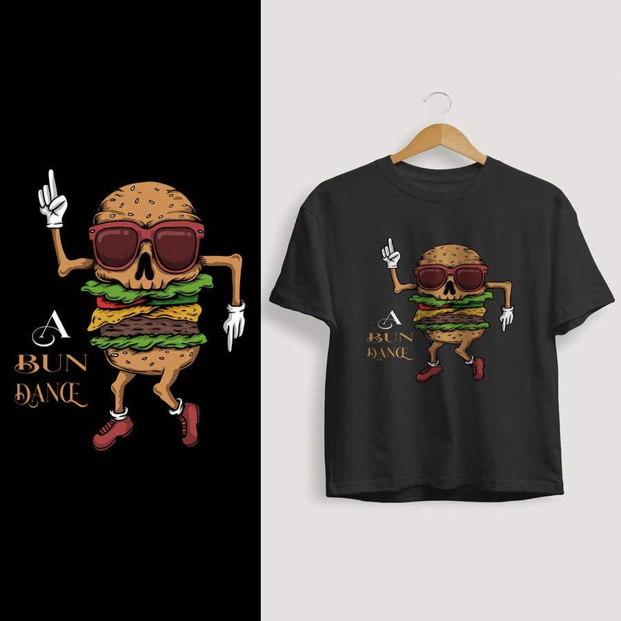 Bài tham dự cuộc thi #                                        32                                      cho                                         A Bun Dance Graphic Design T-Shirt