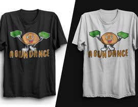 #44 untuk A Bun Dance Graphic Design T-Shirt oleh amunshi301
