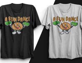 #45 untuk A Bun Dance Graphic Design T-Shirt oleh amunshi301