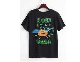 #46 untuk A Bun Dance Graphic Design T-Shirt oleh Dmp3668