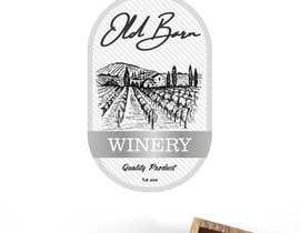 nº 324 pour Making me a LOGO/LABEL for our winery - 12/04/2021 11:26 EDT par Renalmiron