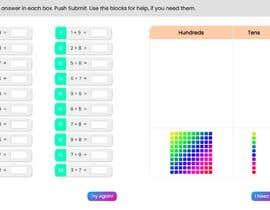 Nro 28 kilpailuun Contest - Redesign 1 page Math Sheet käyttäjältä properdeveloper