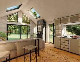 nº 48 pour Design garage and shed into living space par semihyoldas