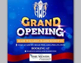 #3 for Grand Opening Barbershop af alakram420