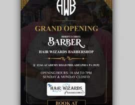 #25 for Grand Opening Barbershop af alakram420
