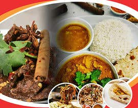 #1 for Design me a restaurant flyer by maidang34