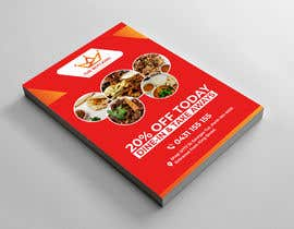 #5 for Design me a restaurant flyer by alakram420