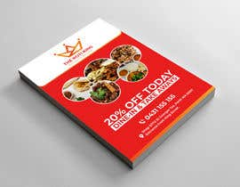 #6 for Design me a restaurant flyer by alakram420