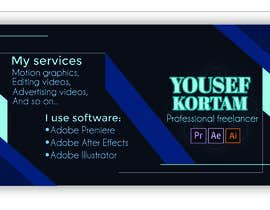 #37 for I need profissional banner for my cover photo in freelancer website by nawazbhatti380