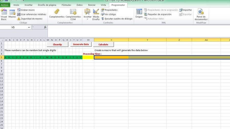 Kilpailutyö #                                        41                                      kilpailussa                                         Excel Macro