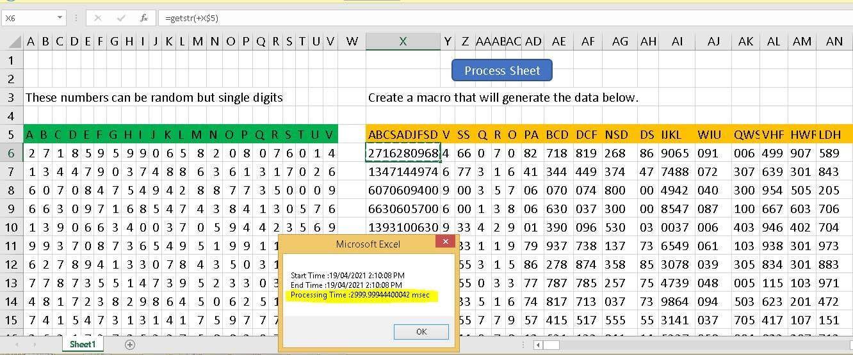 Kilpailutyö #                                        31                                      kilpailussa                                         Excel Macro