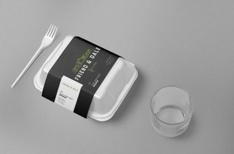 Contest Entry #                                        38                                      for                                         Product Design Concept for incorporating Fork, Spoon, and Knife into disposable food packaging